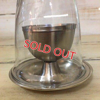 画像2: ピューター エッグカップ