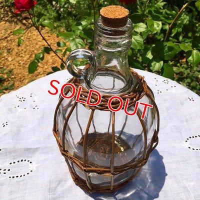 画像4: バスケ&ガラス ワインロングボトル