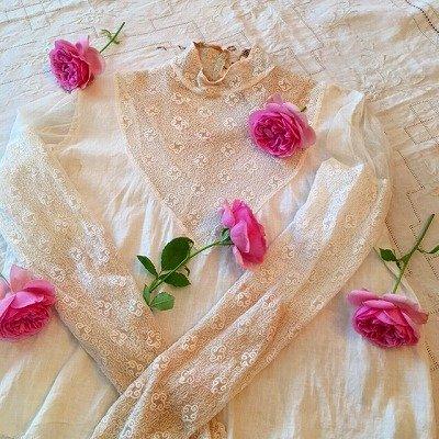 画像1: ヴィンテージ ドレス