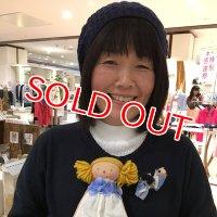 田畑聖子さんワークショップ すみれドールフルール 6/30(土)